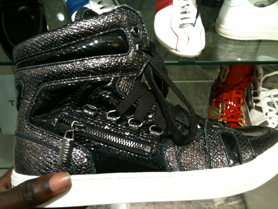 "THESE ARE CALLED ""JUMP"" THEY ARE COMING ON STRONG!!! I HAVE A PAIR MYSELF  $270 SAKS"